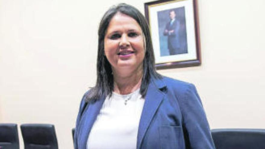 En cuarentena tras las pruebas del virus la alcaldesa de Tuineje