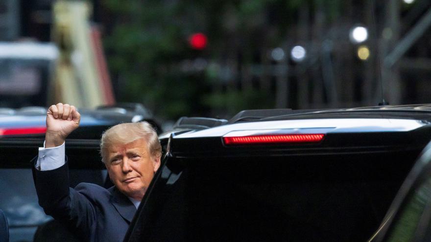 Un juez imputa a la Organización Trump y a su director financiero
