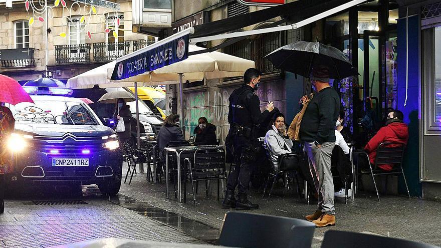 Más presencia policial en la calle