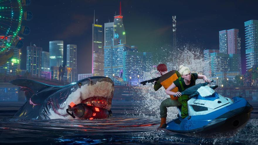 Análisis | 'Maneater' para PS5 y Xbox Series