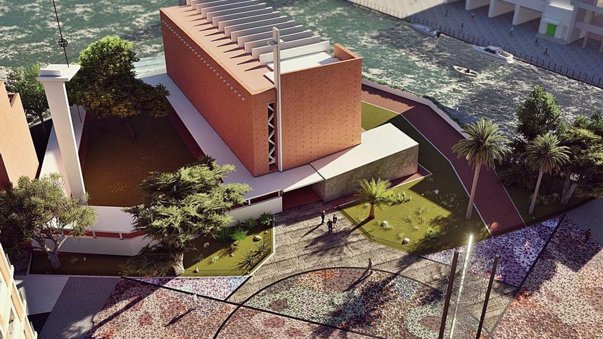 Peatonalizar el eje Grau-playa de Gandia, primer proyecto Next Generation
