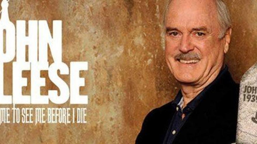 Monty Python-Legende John Cleese kommt nach Mallorca