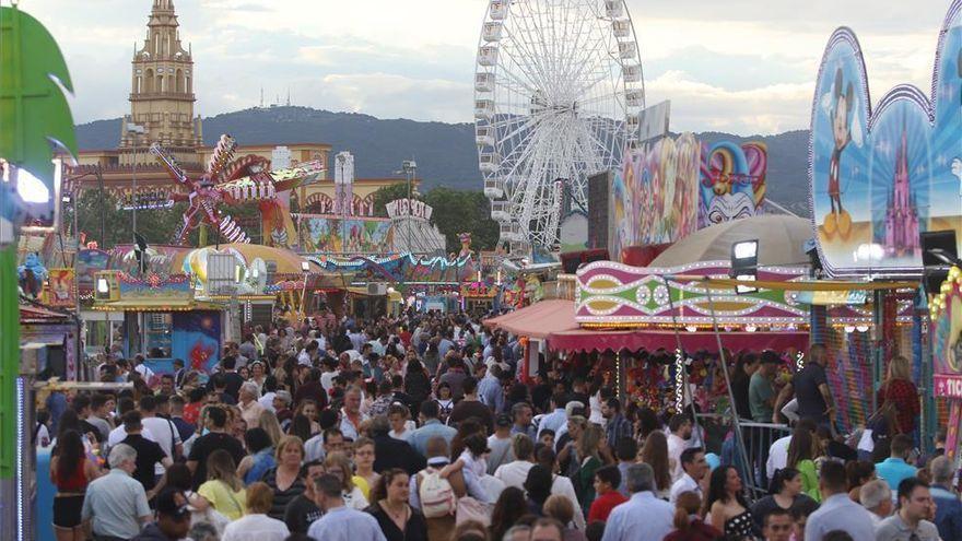 El Ayuntamiento de Córdoba estudia permitir la instalación de atracciones en el recinto ferial