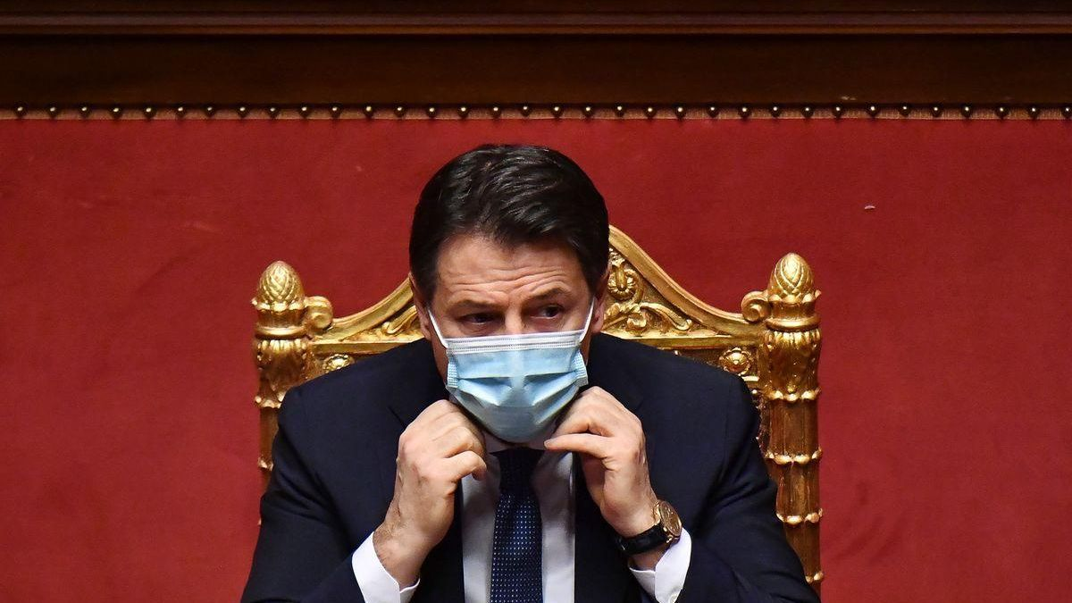 Conte se juega en el Senado su continuidad al frente del Gobierno de Italia
