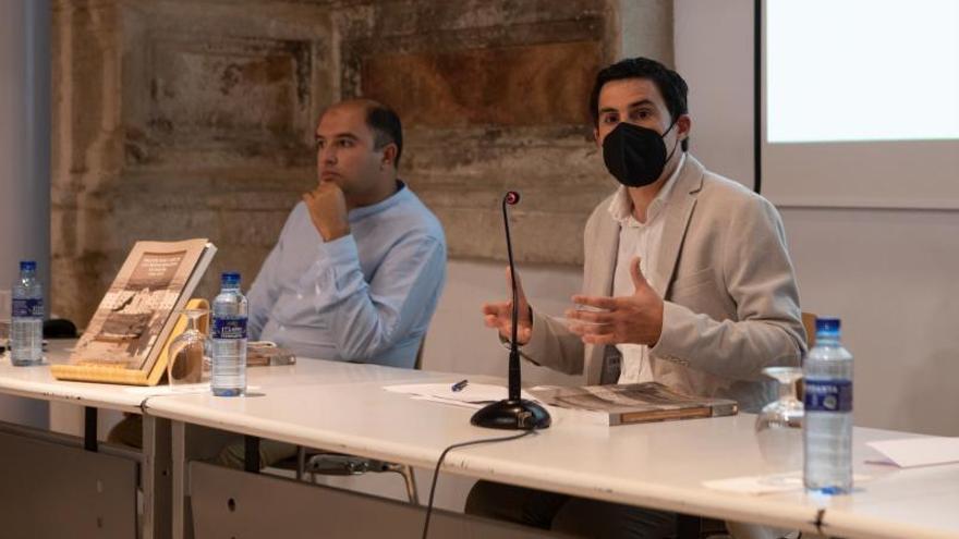 Rafael Ángel García Lozano presenta su nuevo libro sobre arquitectura zamorana