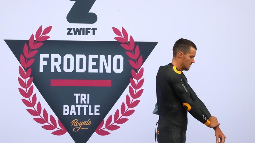 El alemán Jan Frodeno bate el récord del mundo de Ironman