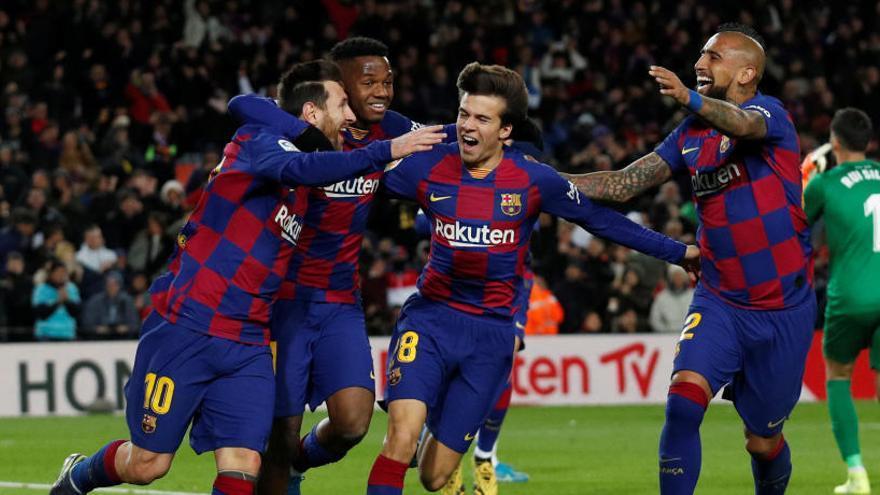 El Barça ja té rival pels vuitens de final de la Copa del Rei
