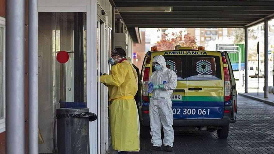 Sanidad hará un cribado masivo a los usuarios de Zamora Norte