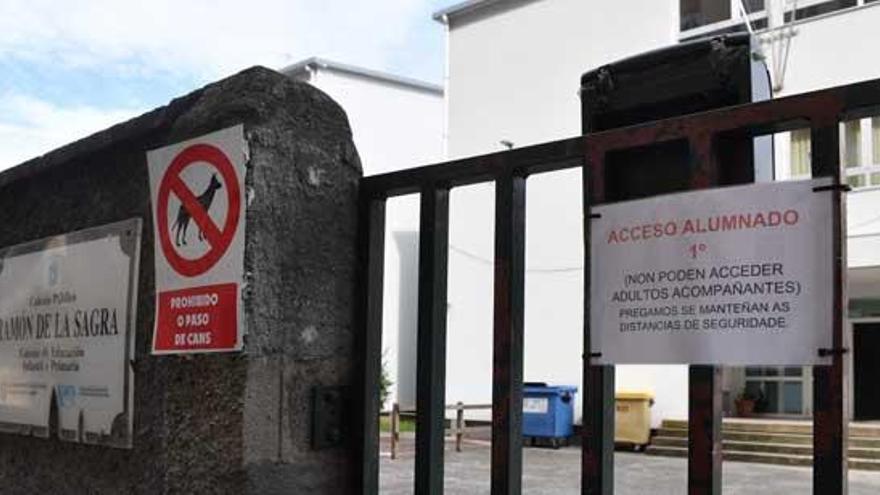 La comarca de A Coruña suma ocho centros escolares más con casos de coronavirus