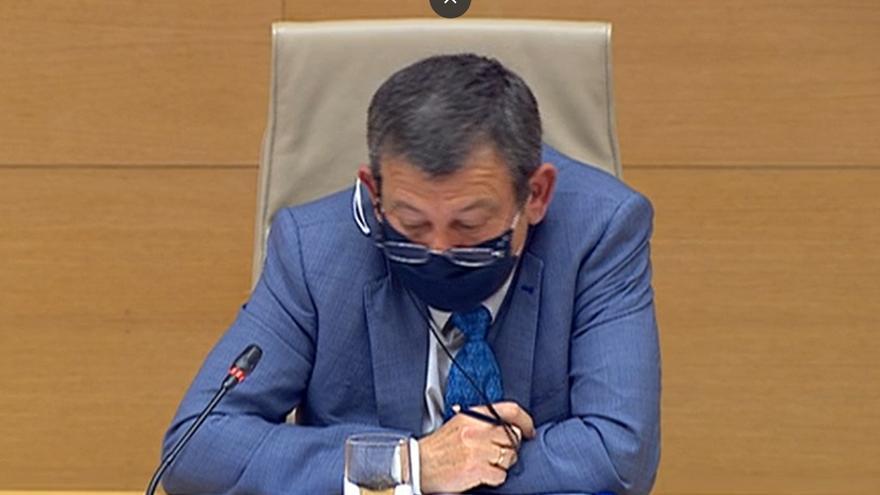 La justicia anula el cese de uno de los policías imputados en el caso Villarejo