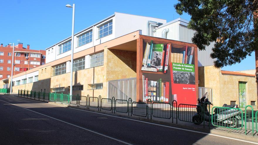 La biblioteca de San José Obrero cierra sus puertas temporalmente para cambiar de ubicación