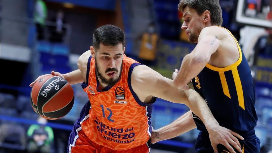 El Valencia Basket peleará por Nikola Kalinic y Will Thomas