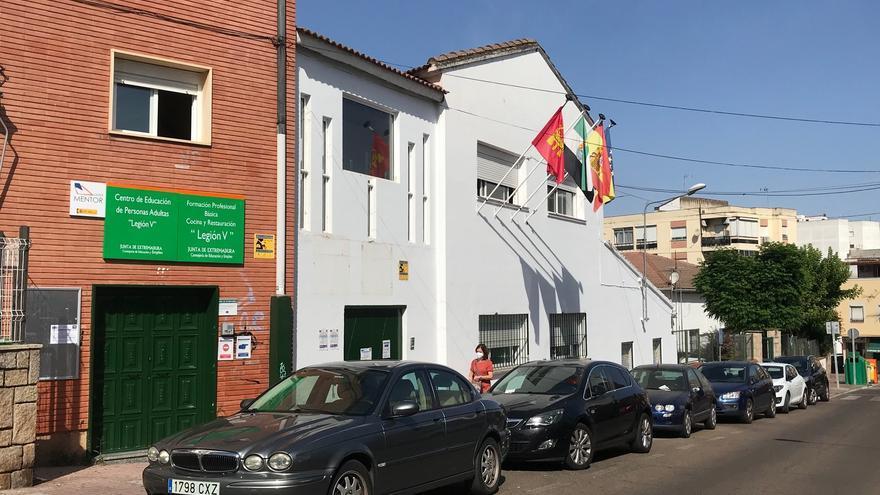 Educación invertirá 148.000 euros en la reforma de las instalaciones del centro Legión V