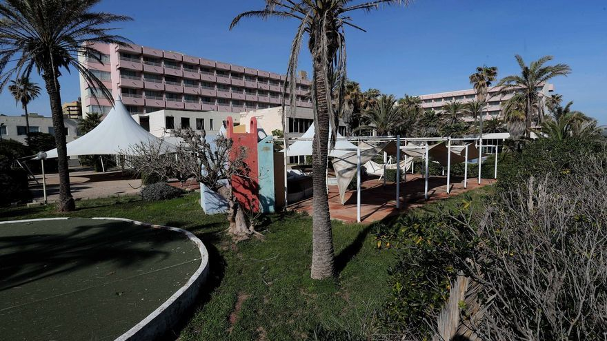 El Sidi Saler, un hotel en ruinas en un lugar excepcional