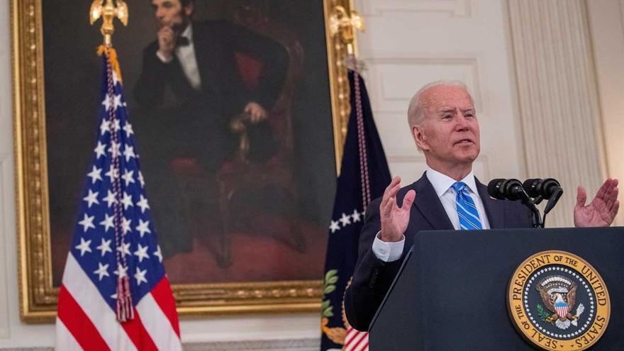 """Biden: """"La desinformación sobre las vacunas está matando gente"""""""