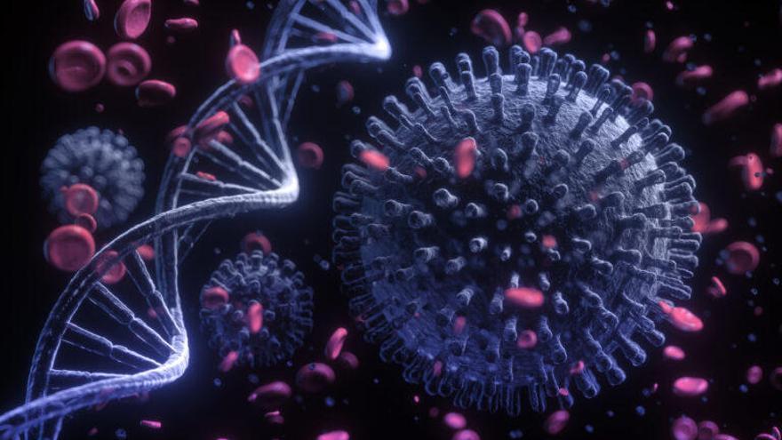 Descubren el gen que hace que muchas personas con coronavirus sean asintomáticas