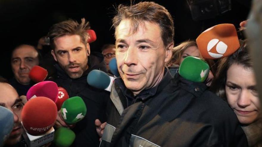 La Fiscalía pide ocho años de prisión para Ignacio González por la compra de Emissao