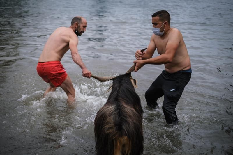 Baño de las Cabras en el Puerto de la Cruz