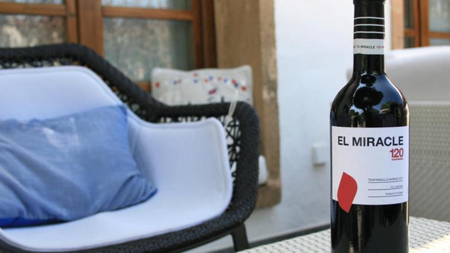 'El Miracle' de Bodegas Vicente Gandia: colección de vinos 'sobresaliente'