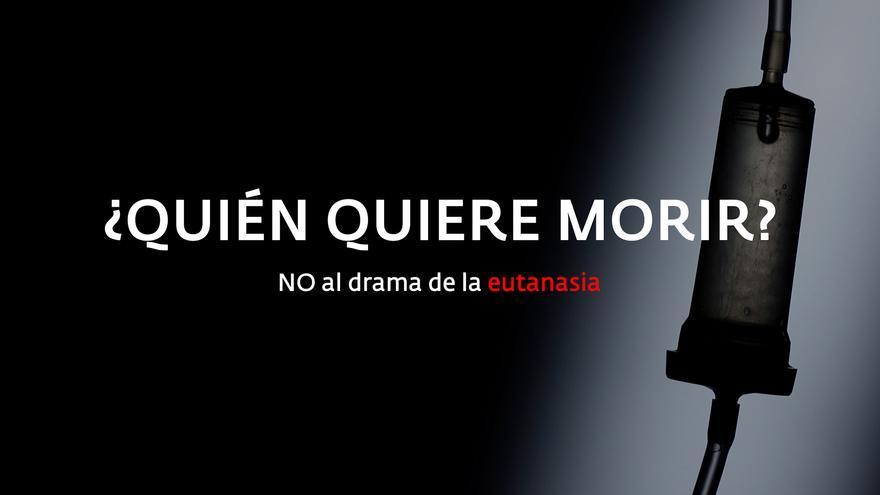 """La Asamblea por la Vida lanza el documental '¿Quién quiere morir?' para decir """"no al drama de la eutanasia"""""""