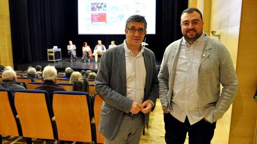 """Ninguna víctima de ETA merecía serlo"", asegura Patxi López"