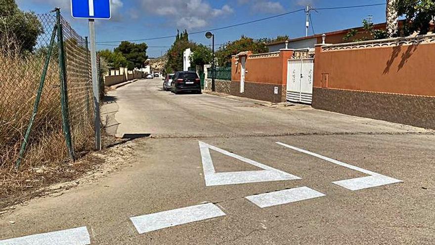 El Campello gana 150 plazas de parking con la reestructuración de la zona norte