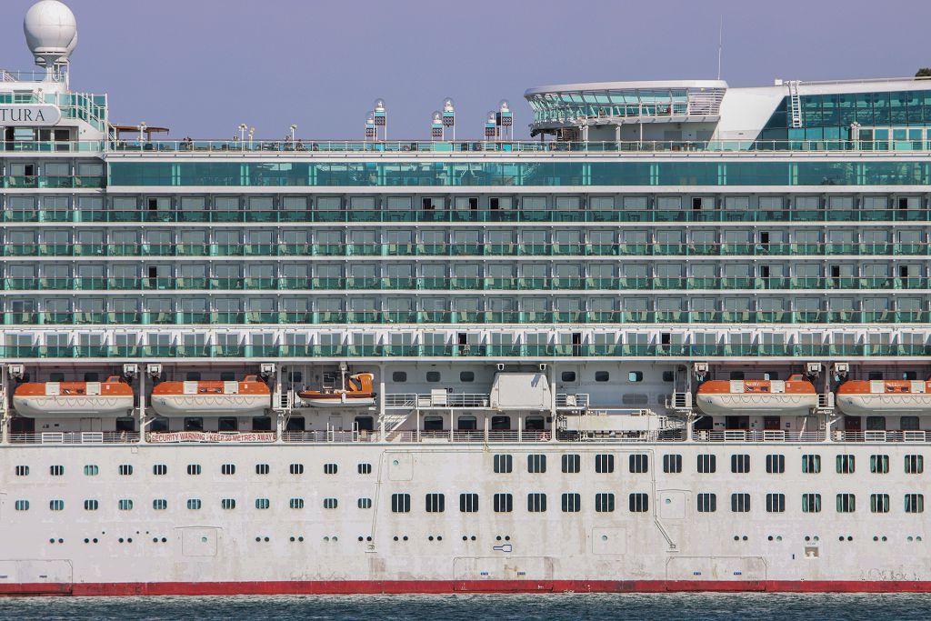 Avalancha de cruceros en Cartagena