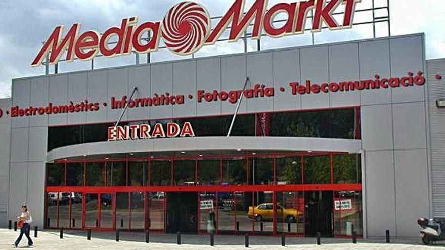 MediaMarkt: 20 anys de la fundació i 18  de plena implantació a la ciutat de Girona