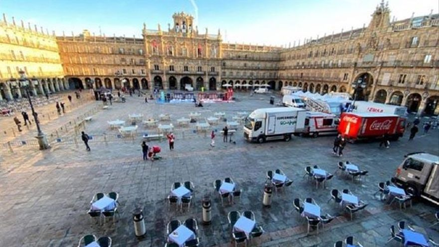 MasterChef, criticado por grabar un programa en Salamanca horas antes de confinar la ciudad