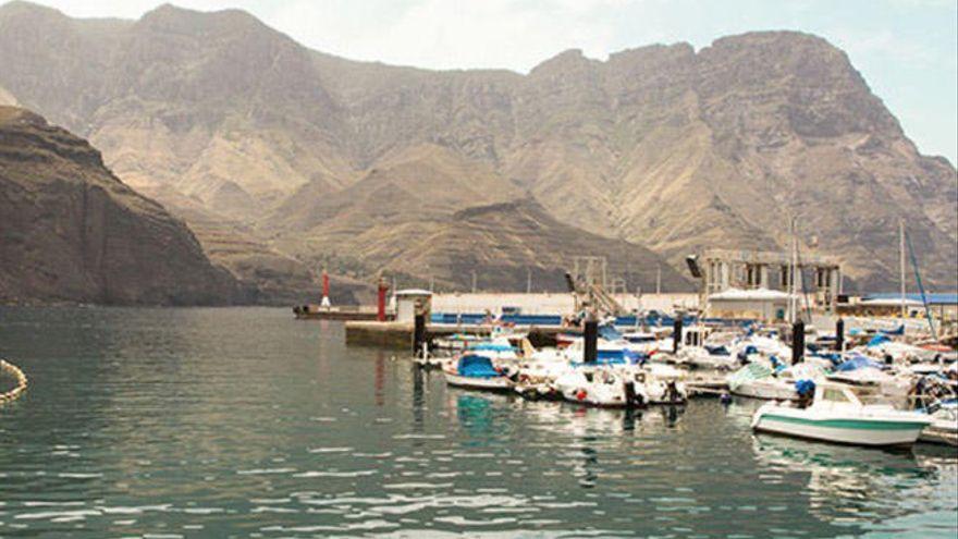 Intervienen 450 kilos de carne en el puerto de Agaete