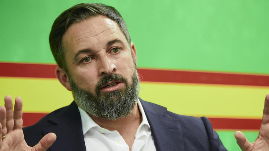 Vox anula sus primarias en tres provincias por fraude