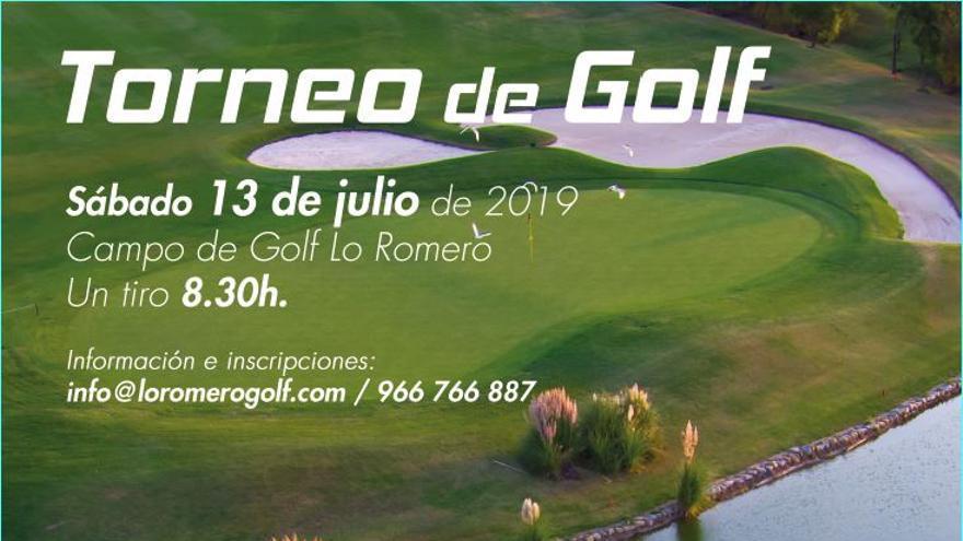 Torneo de Golf Lo Romero