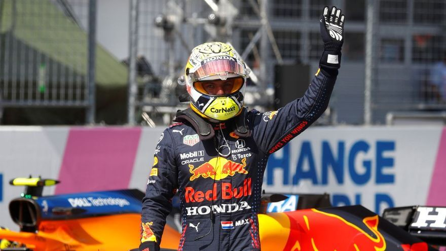 Solo Norris sigue la estela de Verstappen en Austria