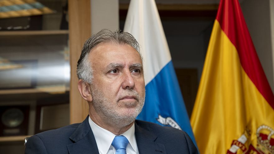 Torres traslada al Gobierno español que la situación de la inmigración es inaceptable