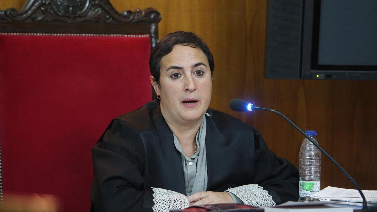 Eva Regueiro, la nueva fiscal jefe de Ourense