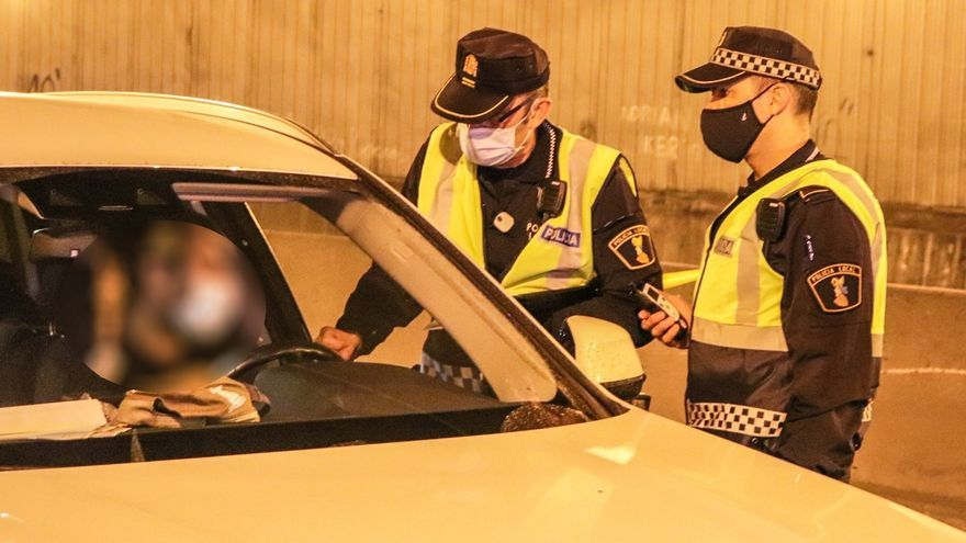 La Policía Local controlará en Navidad que se cumpla el toque de queda a la una de la madrugada