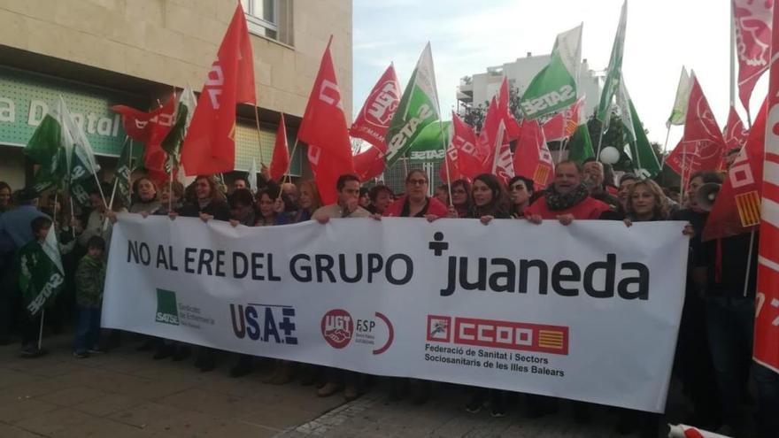 Entlassungen: Juaneda-Kliniken einigen sich mit Gewerkschaft