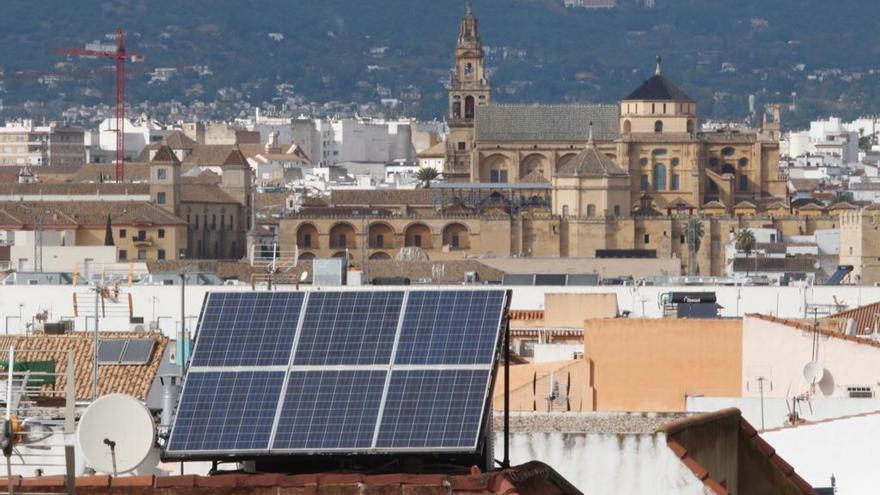 Córdoba ha percibido un 25% de ayudas para eficiencia energética