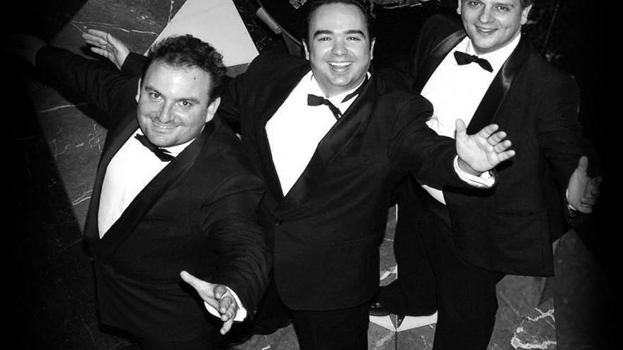 'Los tres tenores' abren este martes el festival Terral