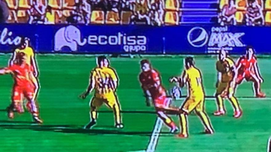 """""""Fueron dos penaltis punibles"""""""