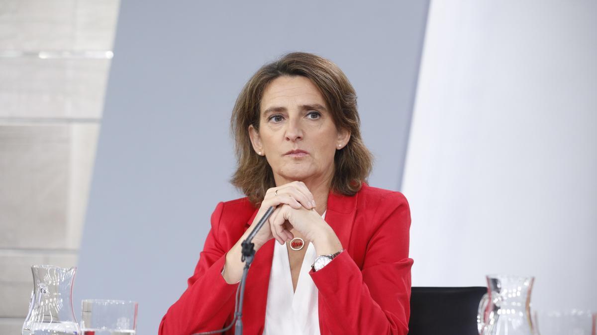 Teresa Ribera, minitra para la Transición Ecológica y el Reto Demográfico