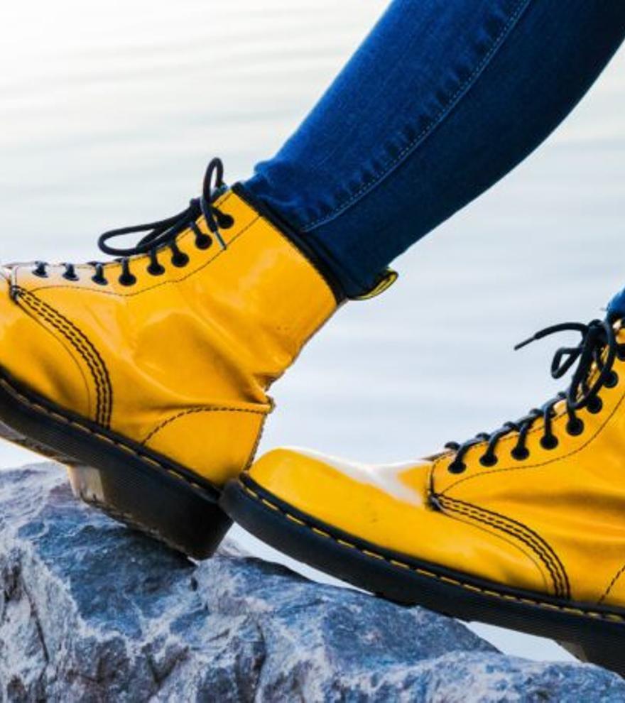 ¿Están tus pies preparados para este otoño?