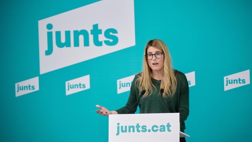 JxCat advierte a ERC de que su apoyo a la investidura no será gratis