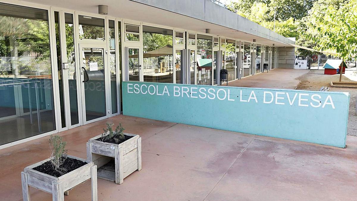 L'escola bressol La Devesa de Girona, en una imatge d'arxiu. | ANIOL RESCLOSA
