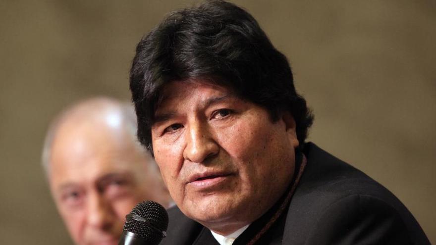 La Fiscalía de Bolivia acusa a Evo Morales de terrorismo