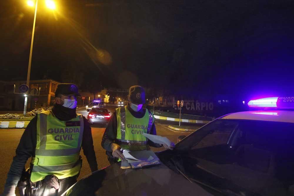 Comienzan los controles perimetrales en Córdoba