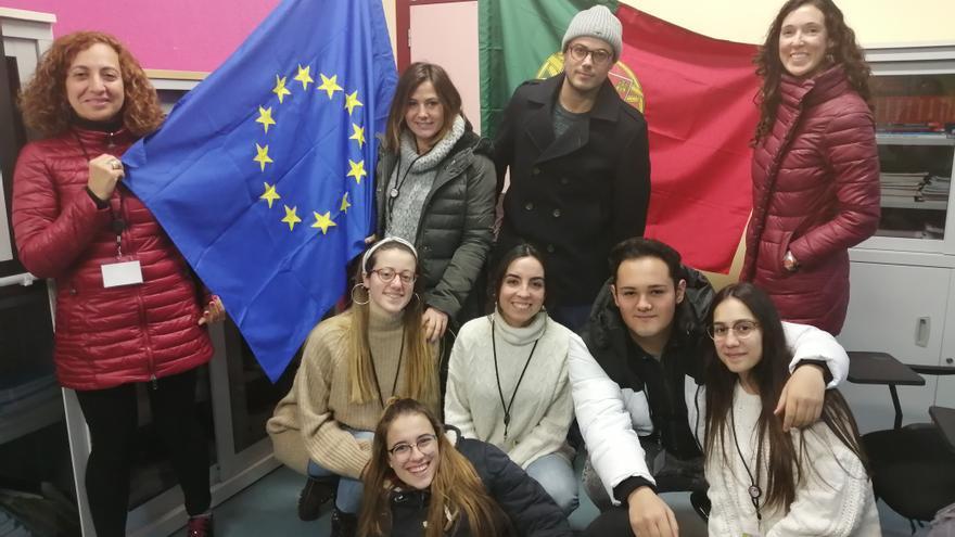 Cinco estudiantes de Quart forman parte de un proyecto europeo