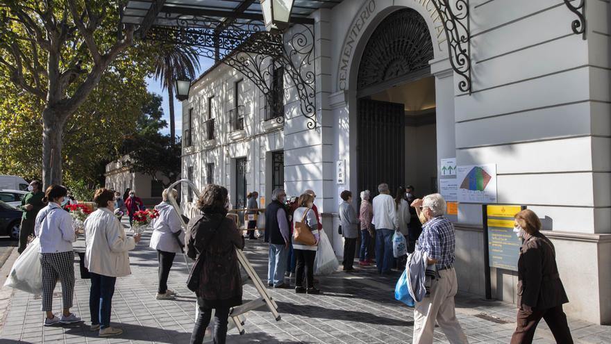 Consulta el operativo para Todos los Santos en los cementerios de València