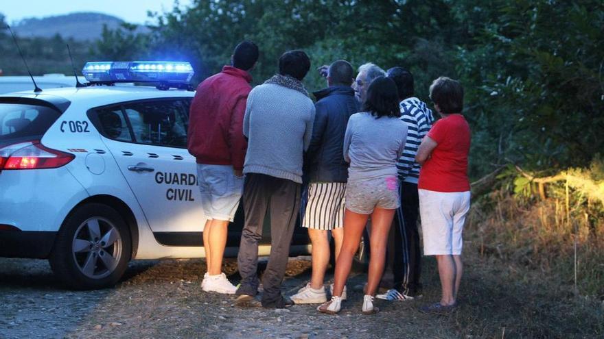 El cuerpo de la menor fallecida en Xunqueira no apareció en el lugar del accidente