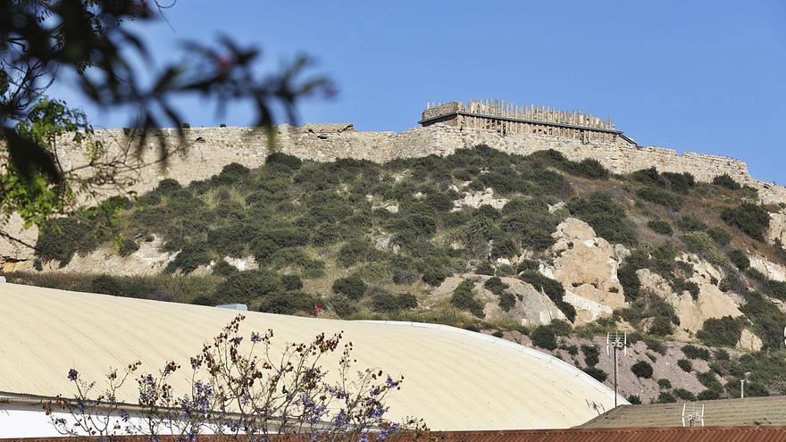 El Castillo de los Moros, aún sin entorno de protección delimitado